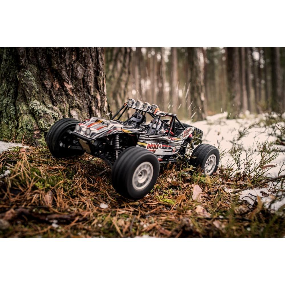 Reely Dune Fighter Brushless 1:10 RC model car Electric Buggy 4WD RtR 2,4 GHz