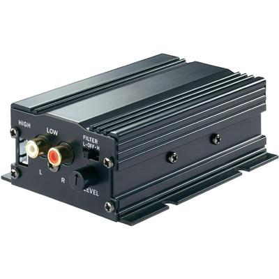 Basetech AP-2100 Mini Amplifier 2 x 50W